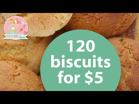 How To Make 120 Delicious Biscuits For 7 Bucks Bulk Biscuit Recipe Bicuit Recipe Condensed Milk Cookies