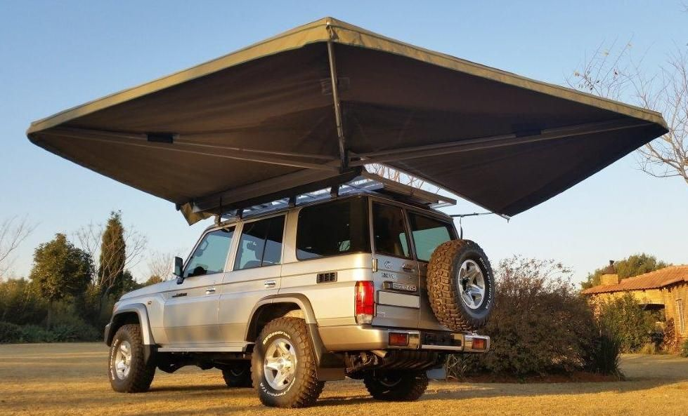 Tuff Trek Offer A Wide Range Of Vehicle Mounted Awnings Systems And Accessories Including Pull Out For Most Vehicles As Well The Ostrich Wing