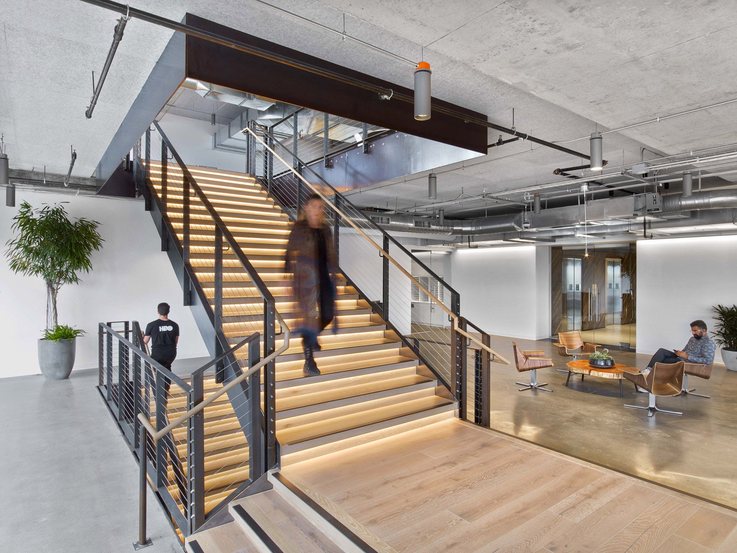 Hbo Code Labs Seattle By Rapt Studio Seattle Interior Design Design Studio Office Corporate Interiors