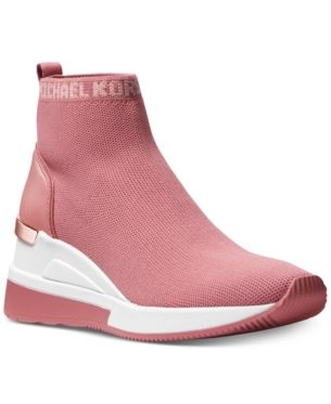 1734f58054f Michael Michael Kors Skyler Sneaker - Black 5M in 2019