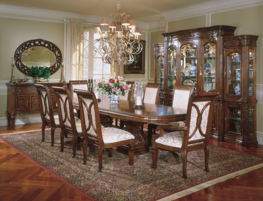 Formal Dining Room Sets  How Elegance Is Made Possible  Modern Extraordinary Formal Contemporary Dining Room Sets Decorating Inspiration