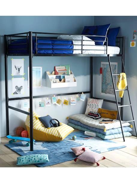 Wandregal ,,School' für Kinderzimmer weiß 4