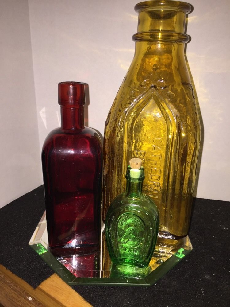 3 Wheaton Bottles | eBay