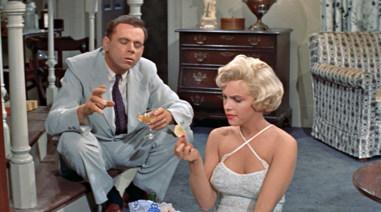 Image result for tom ewell the seven year itch