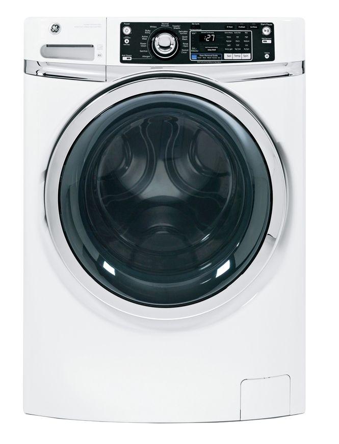 GE GFWRHWW Front Load Washers Washing Machines Pinterest - Abt washers