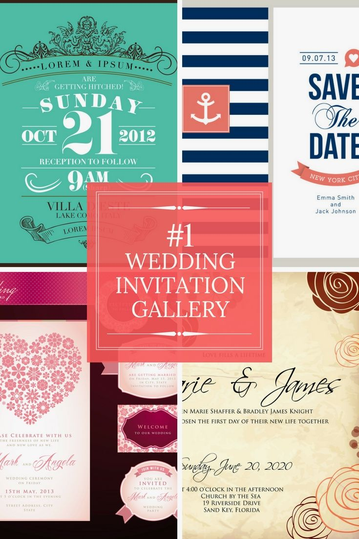 High Quality Wedding Invitations Design Online For Your Own ...
