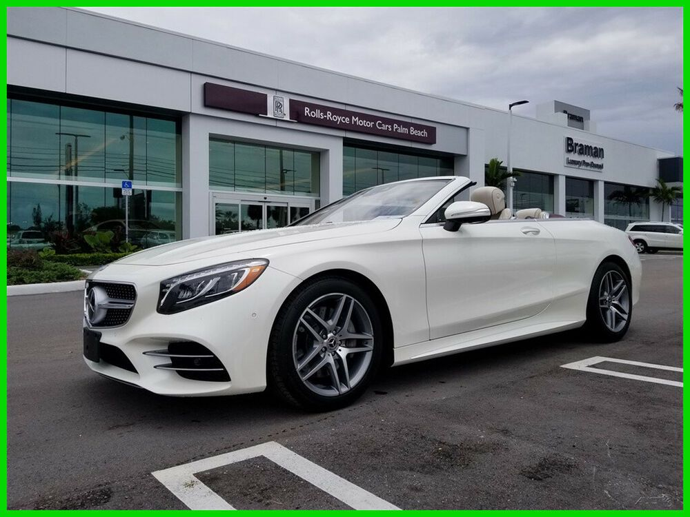 used mercedes benz s class coupe