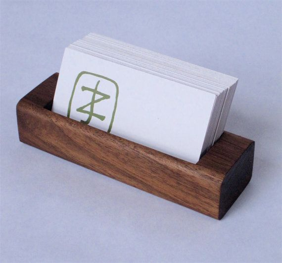 Walnut business card holder by bdjcraftworks on etsy 2500 walnut business card holder by bdjcraftworks on etsy 2500 reheart Choice Image