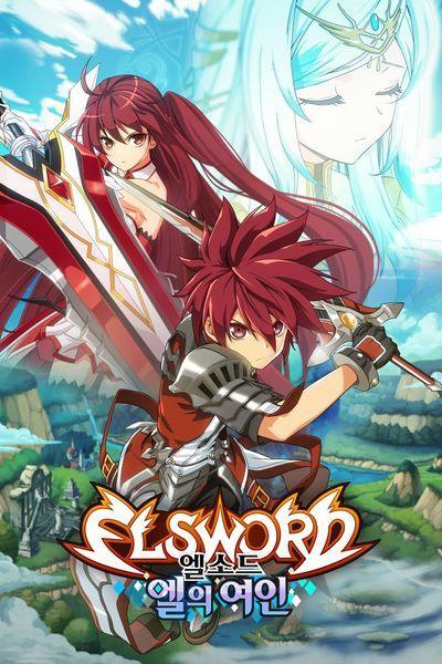 Elsword El Lady ONA Genres Action Fantasy