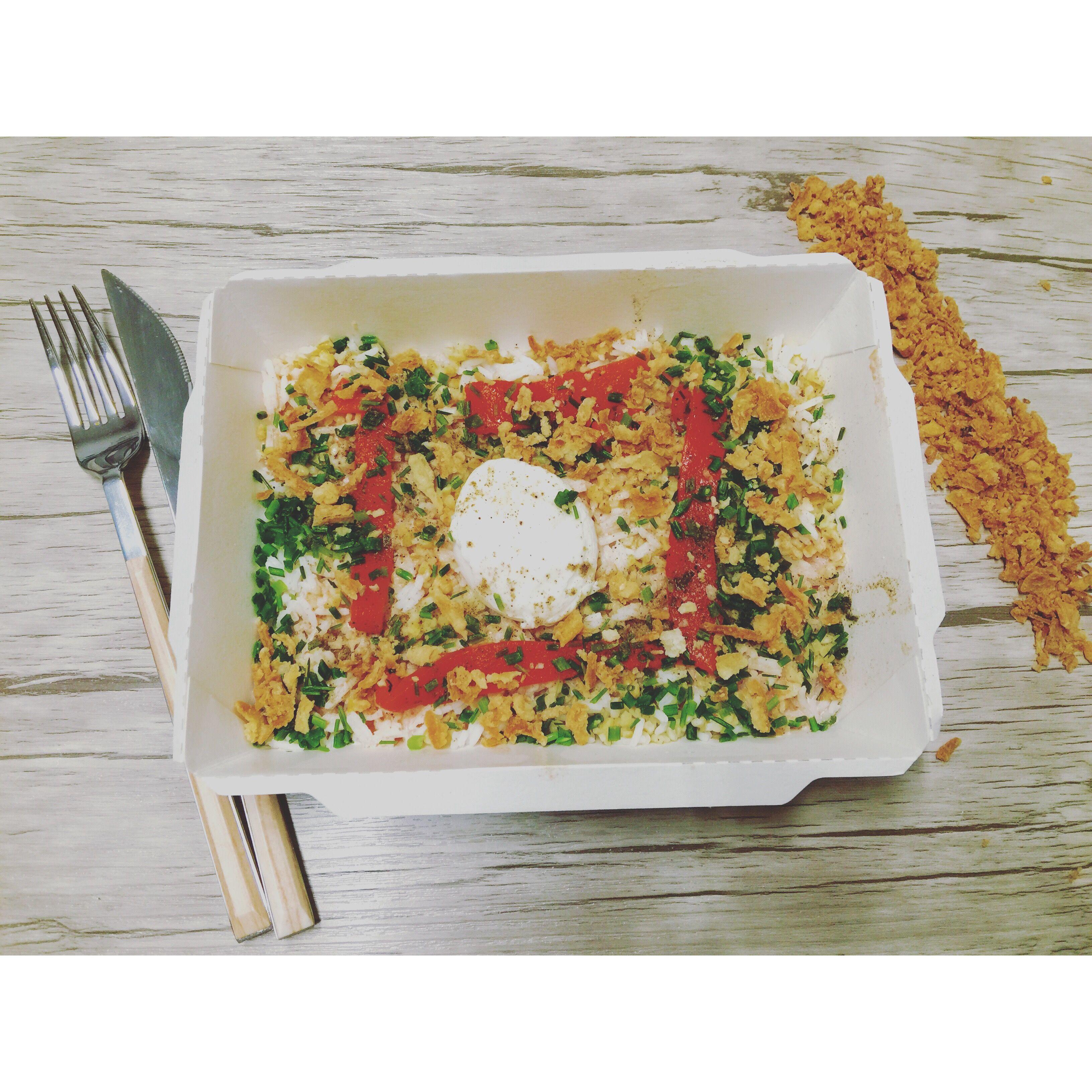 Hot Veggie Salad ! #veggie #vegetarian #quinoa #lentils #hot #hotbox #new #homemade #yummy #delicious #tasty #healthy #healthyfood #eatclean #restaurant #lunch #paris9 #bonneadresse #foodie #food #foodgasm #picoftheday #foodpics #lmp #lamaisondesproteines #happy #superfood #nutrition #regime