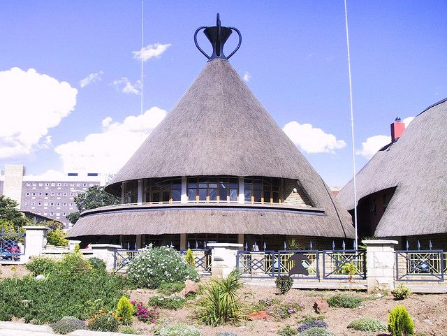 Lesotho Buildings Lesotho Beautiful Small Homes Traditional Building