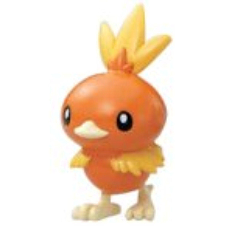 "Japanese Import M-072 Pokemon Collection Mini Figure 1.5/"" Bayleef //Bayleaf"