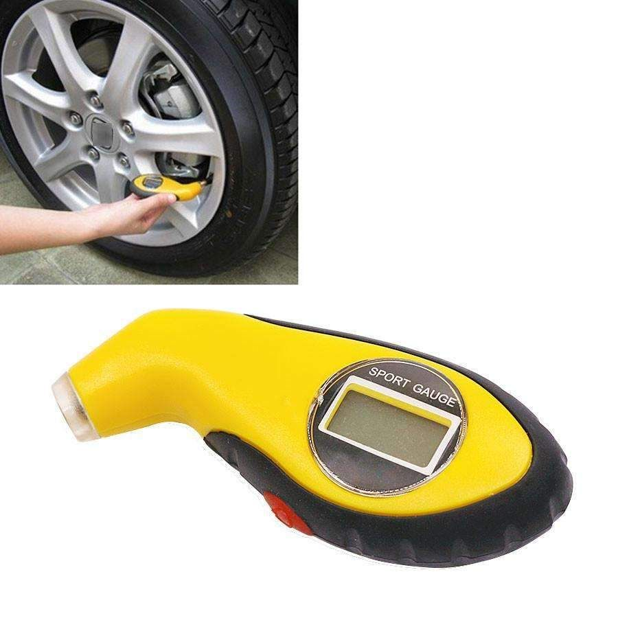 Diagnostic Tools Tire Pressure Gauge Meter Manometer Barometers ...