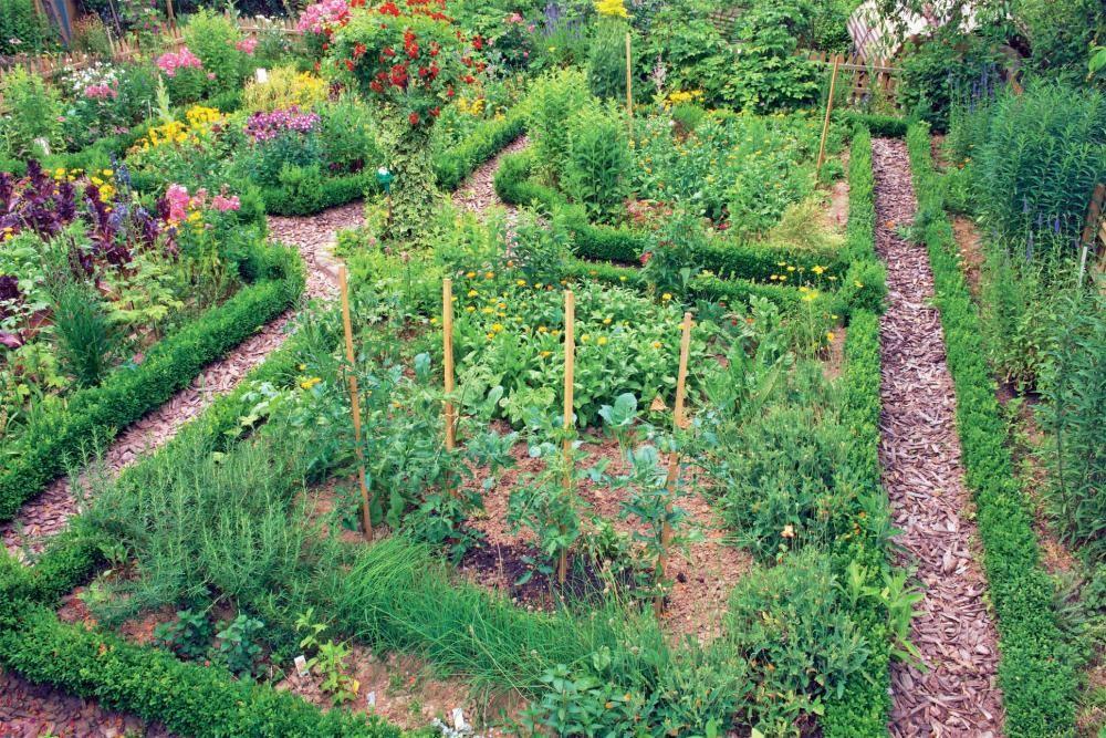 Willkommen Im Bauerngarten Garten Garten Anpflanzen Bauerngarten