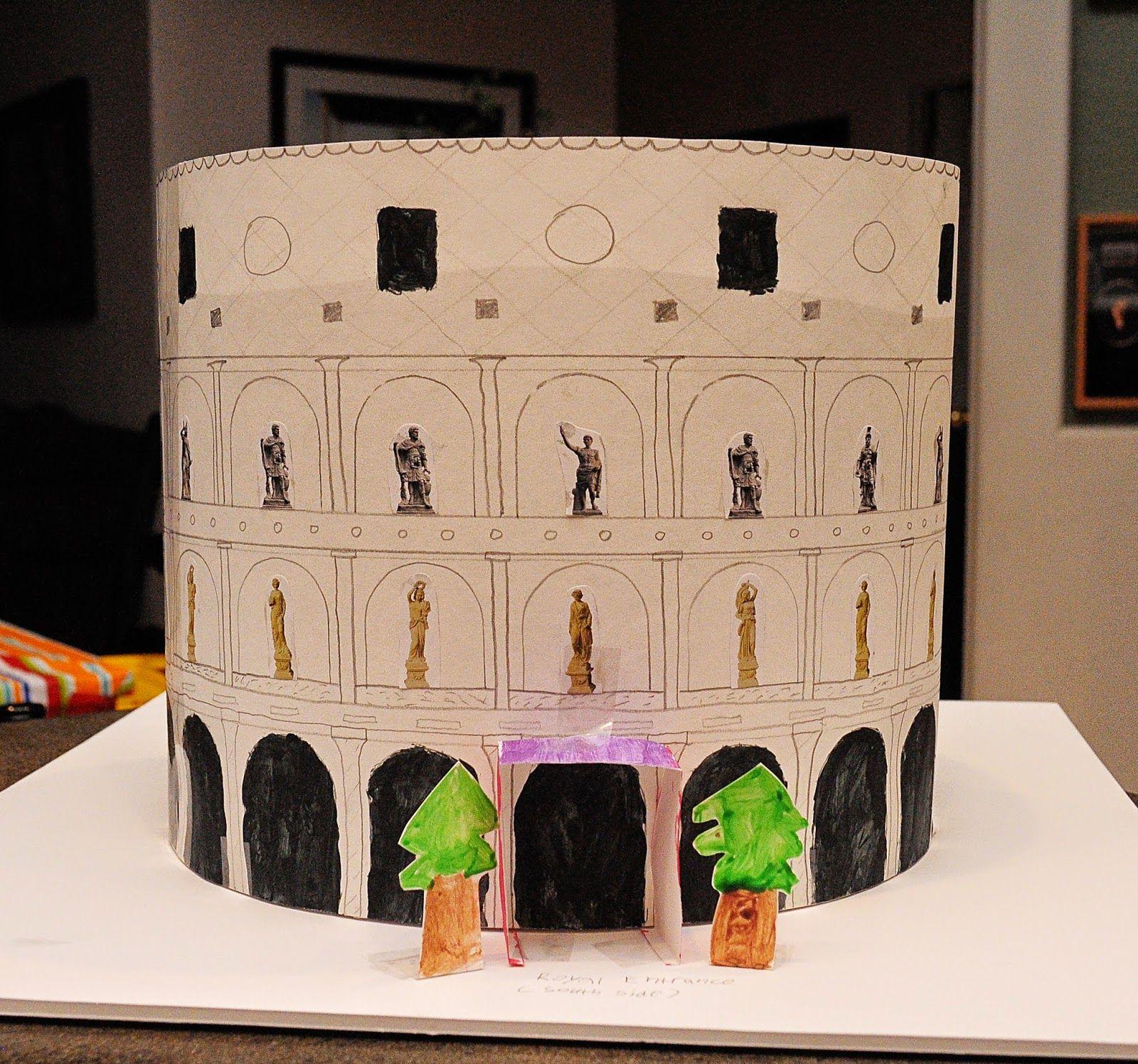 Kandid Memories: Eliu0027s Roman Colosseum