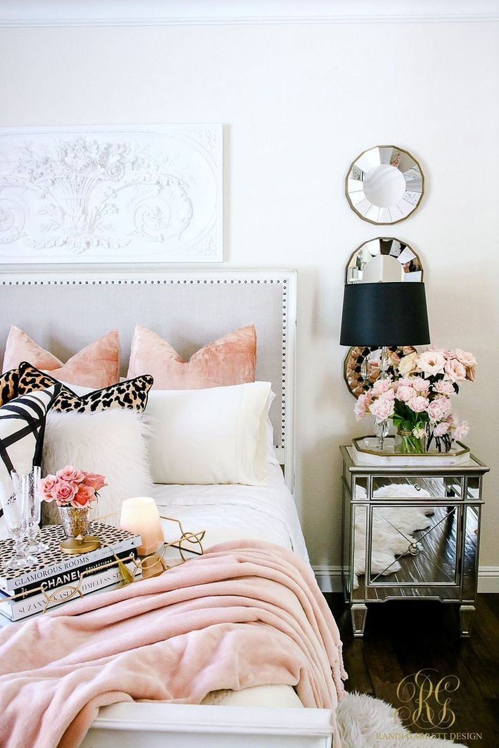 Girly But Unique Girl Bedroom Designs Ideas 50 Pink