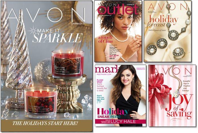 Avon Campaign 23 2014 | New Avon Catalogs