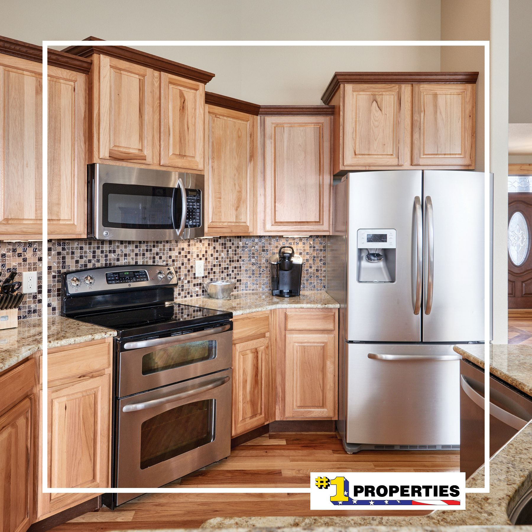 Attractive Textures And Accents 707 Gabriel Court Cheyenne Wyoming Cheyennehomes Realestate Househunting Real In 2020 Great Rooms Dream Kitchen Cheyenne Wyoming