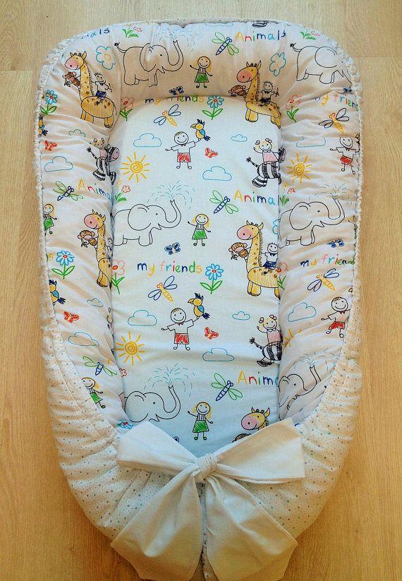 Baby Nest Crib Bed Home Bedding New Baby Gift Birthday Gift Crib Sets Bed