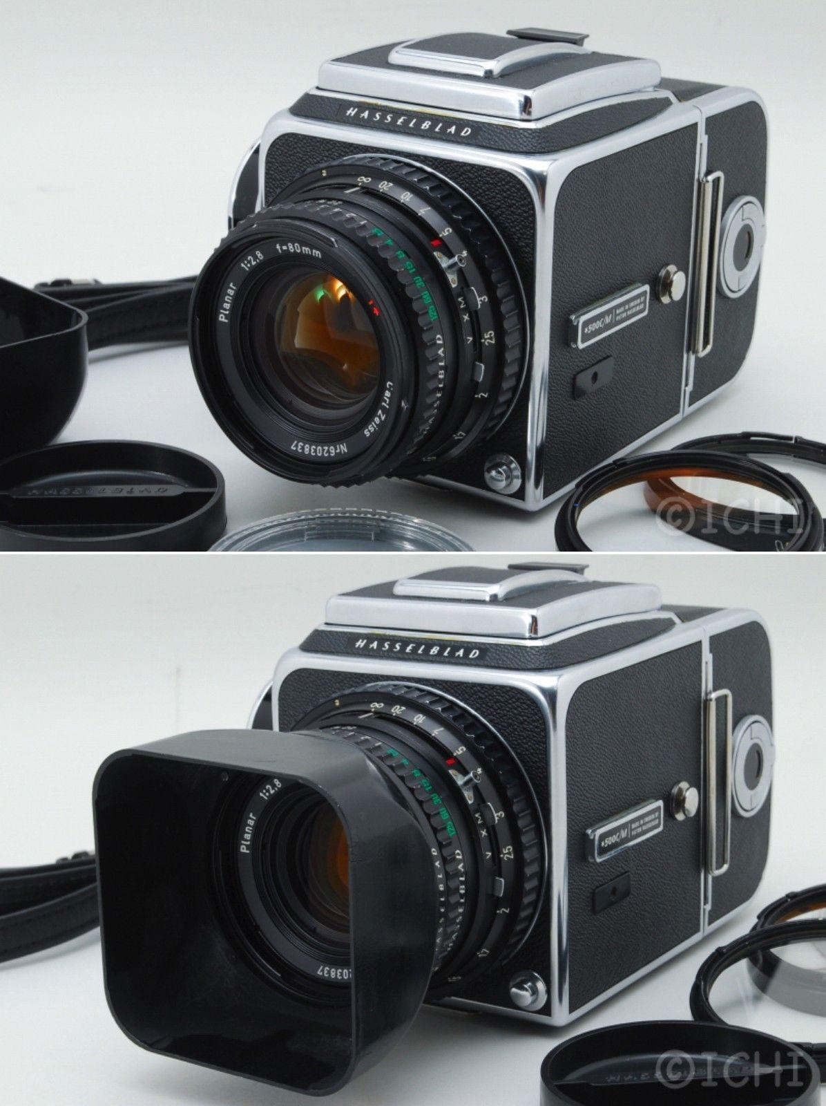 Details about [Near Mint] Hasselblad 500CM 500C/M + Planar C T* 80mm