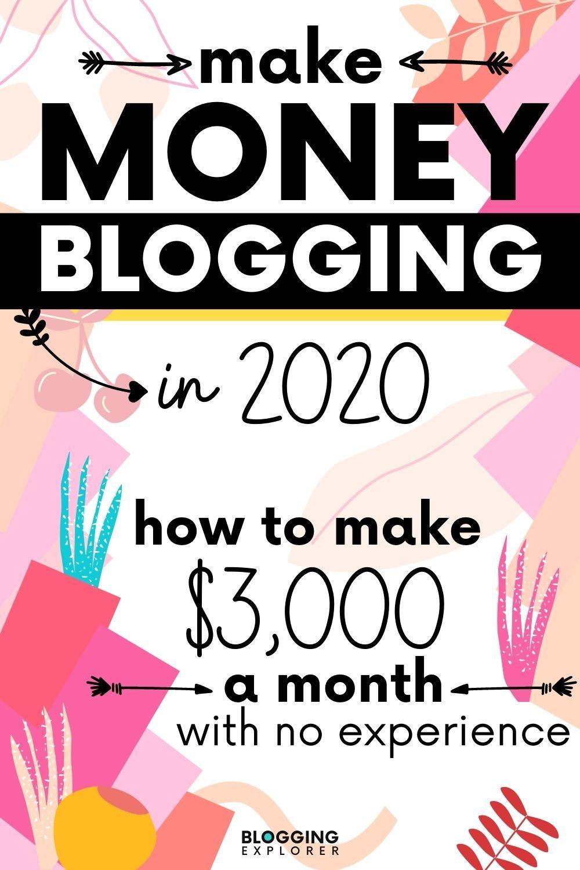 Make Money Blogging (Free StepbyStep Guide For Beginners
