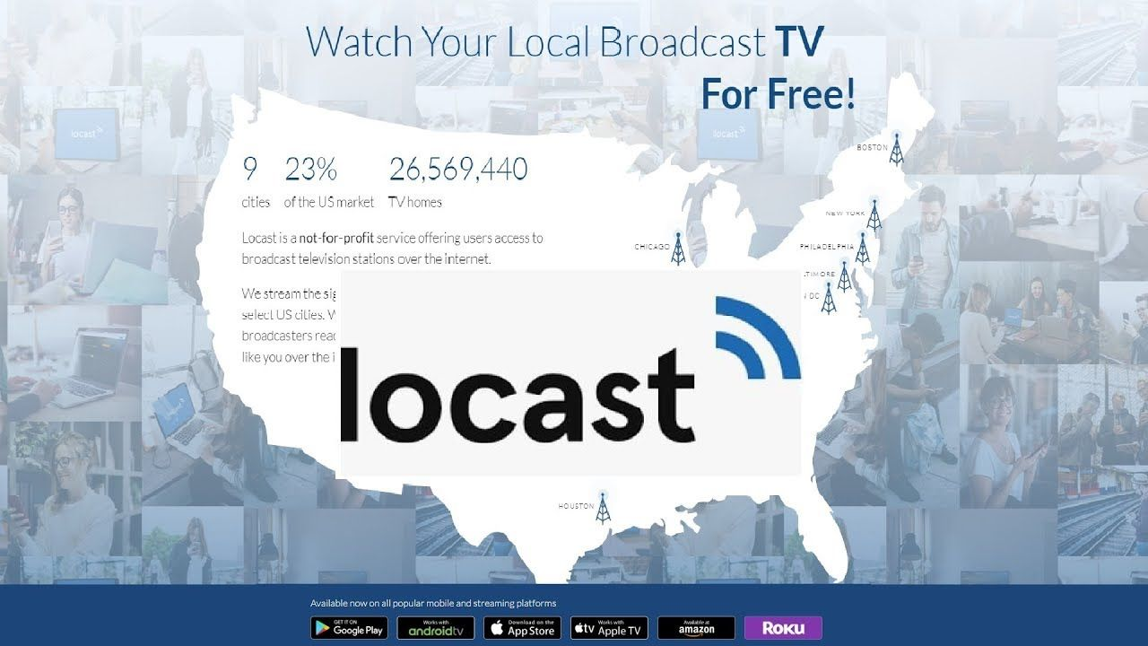 LOCAST FREE LIVE LOCAL TV, ACCESS FROM ANYWHERE IN THE