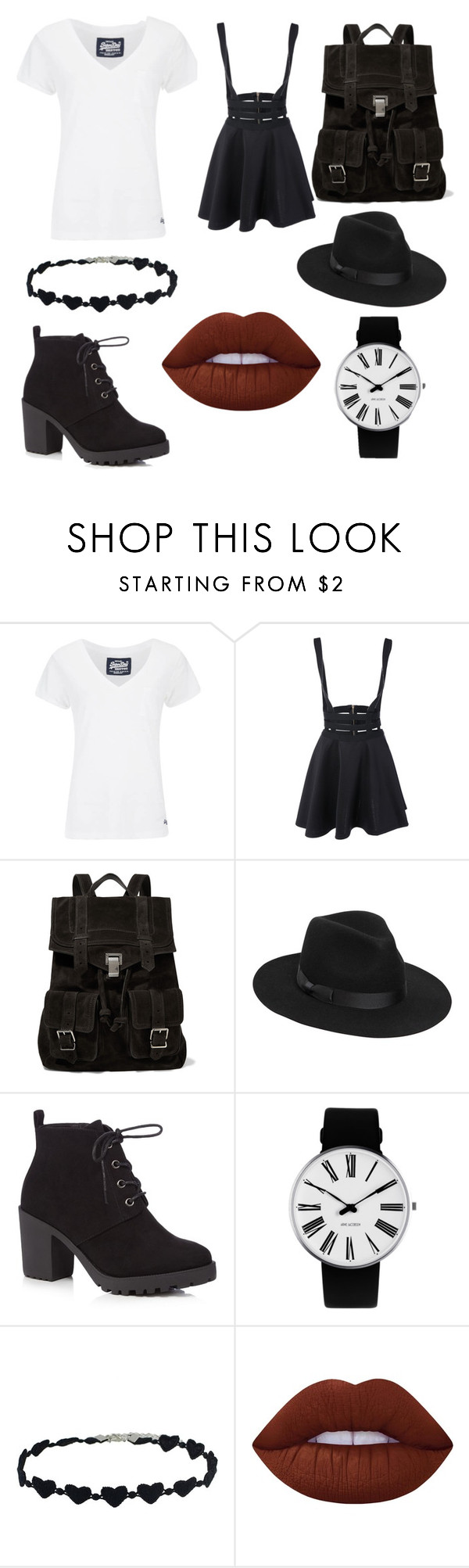 untitled 118 by cinnabunphil on polyvore featuring superdry proenza schouler lack red herringcolor