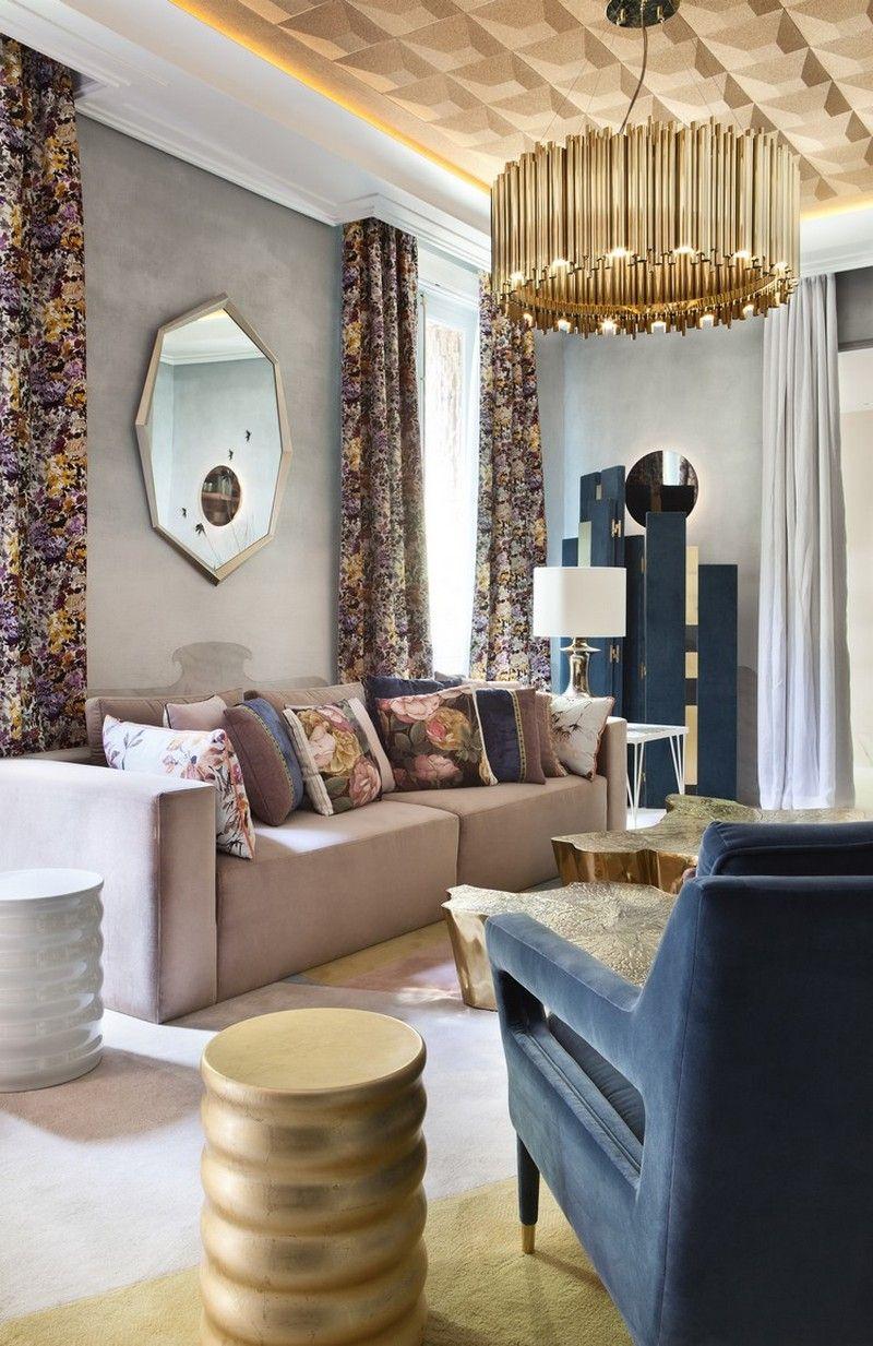 Home interior colour a preview of pantoneus home interiors colour trends   to see