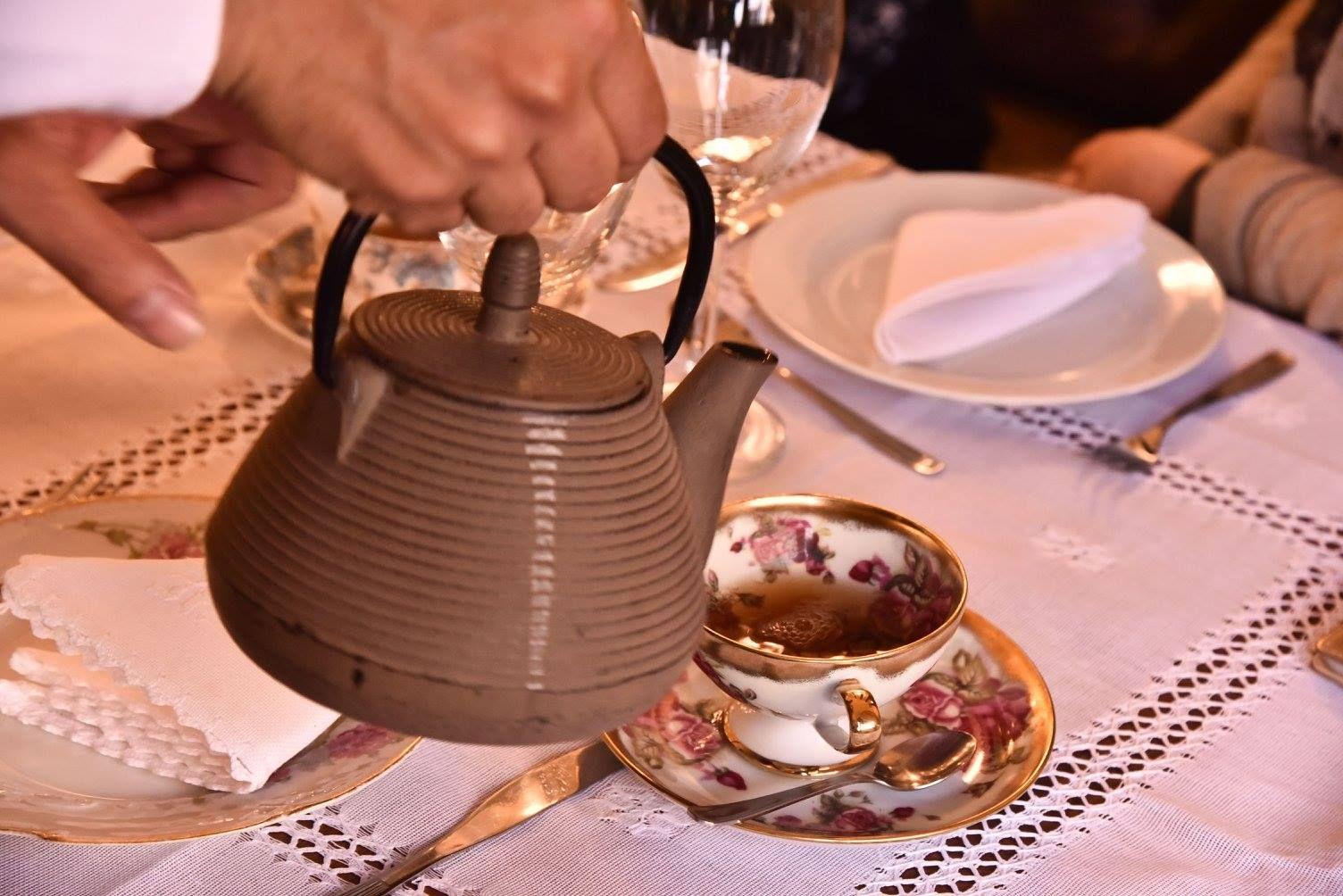 servicios de #té en #villavicuña