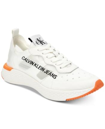 Alexia Ck Jeans Sneakers - White 5M