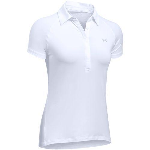 Under Armour Women's Zinger UPF Golf Polo Shirt