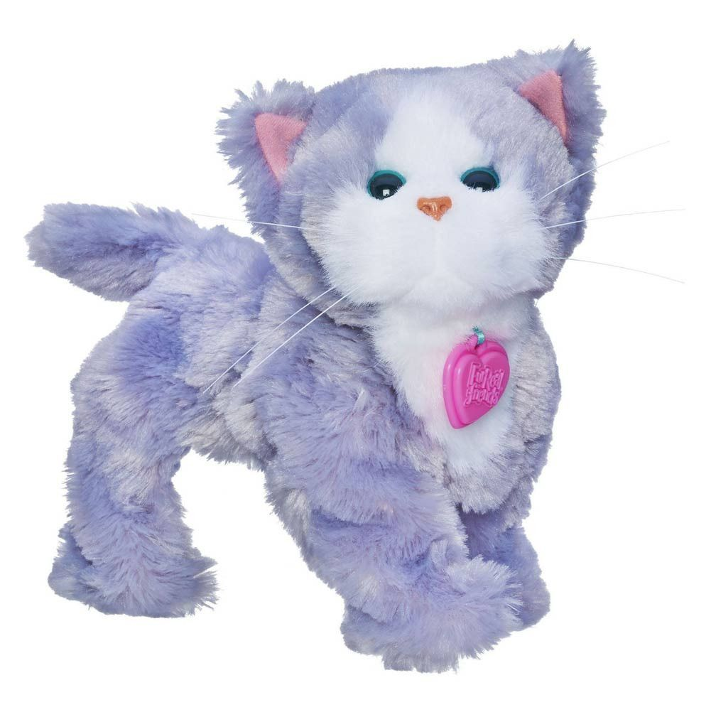 Furreal Friends Cat Lulu My Cuddlin Kitty Details Can Be Found By Clicking On The Image Note Amazon Affiliate Link Fur Real Friends Pets Kitty