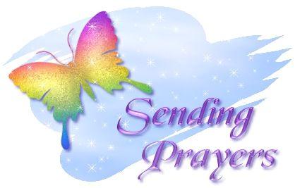 Pin by Bettie Paige on Birthday frames | Sending prayers ...