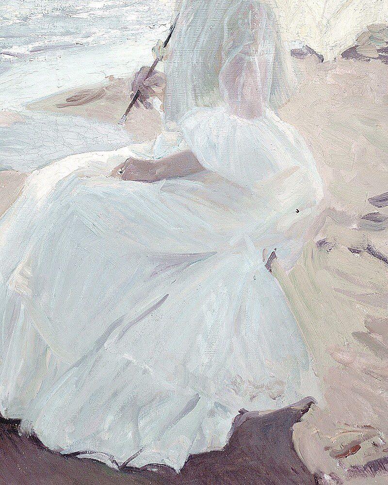 Joaquín Sorolla Beautiful Paintings Art Detail Art