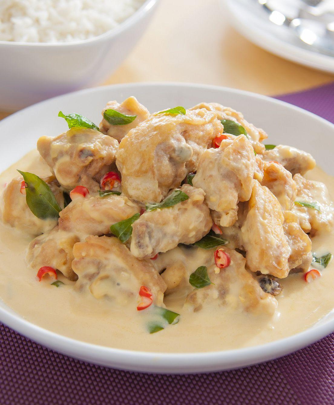 Creamy Butter Chicken Ajinomoto Malaysiaajinomoto Malaysia Butter Chicken Recipe Butter Chicken Chicken Recipes