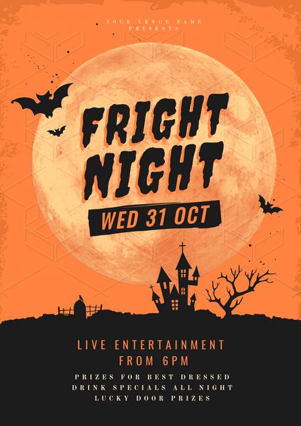 Halloween Poster Templates Easil Halloween Templates Halloween Poster Halloween Logo