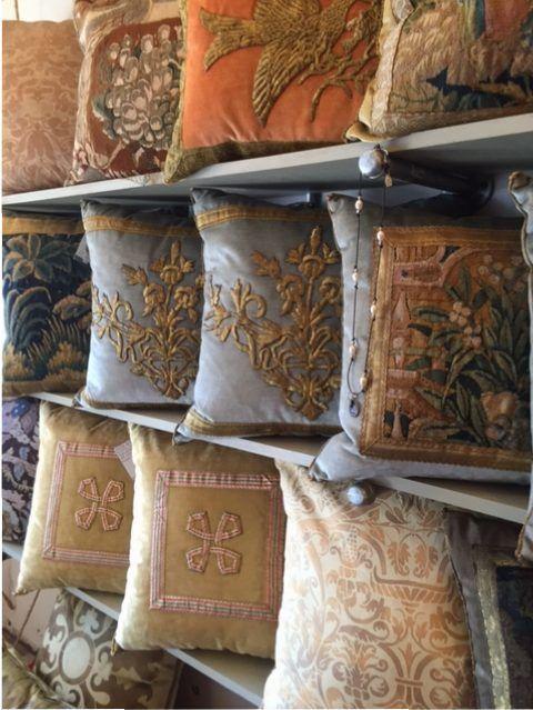 Rebecca Vizard Pillows Wow Factor