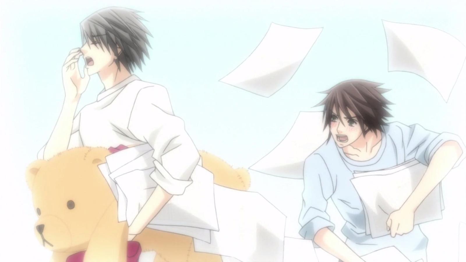 Usagi x Misaki | Sekaiichi hatsukoi X Junjou romantica ...