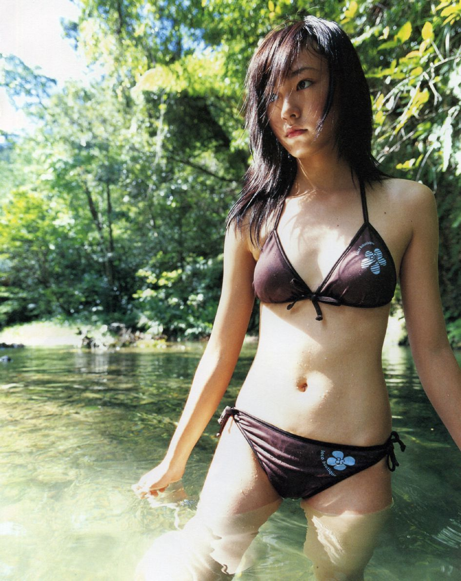 bikini aragaki yui