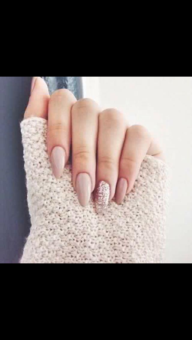 Natürliche Nägel   Nails   Pinterest   Manicure, Nail nail and Mani pedi