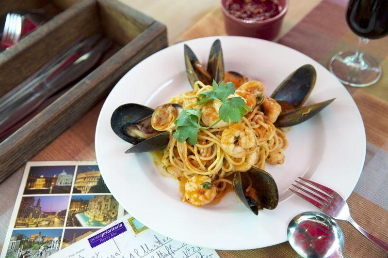 Best restaurant for italian food melbourne la spaghettata