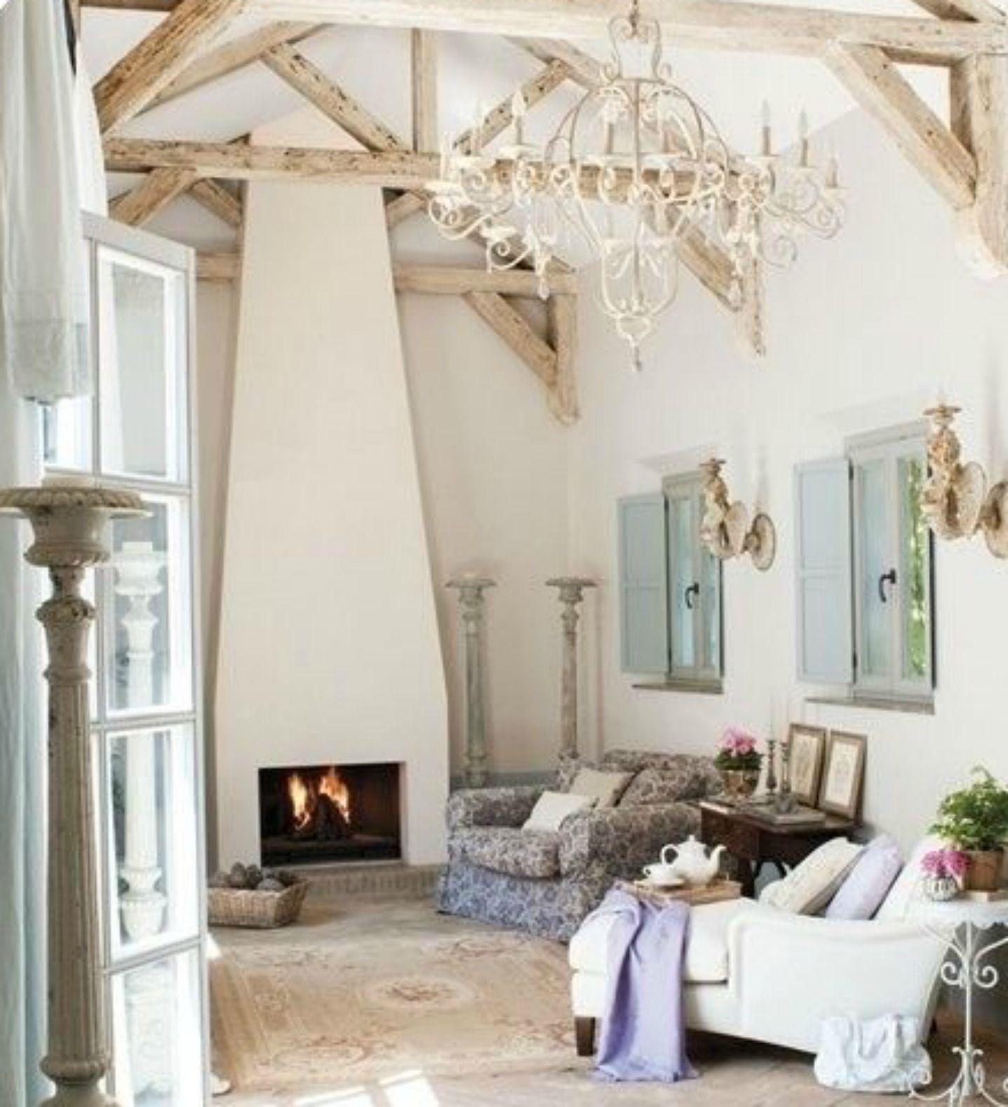 31 Beautiful French Farmhouse Style Moments {Decor Inspiration ...