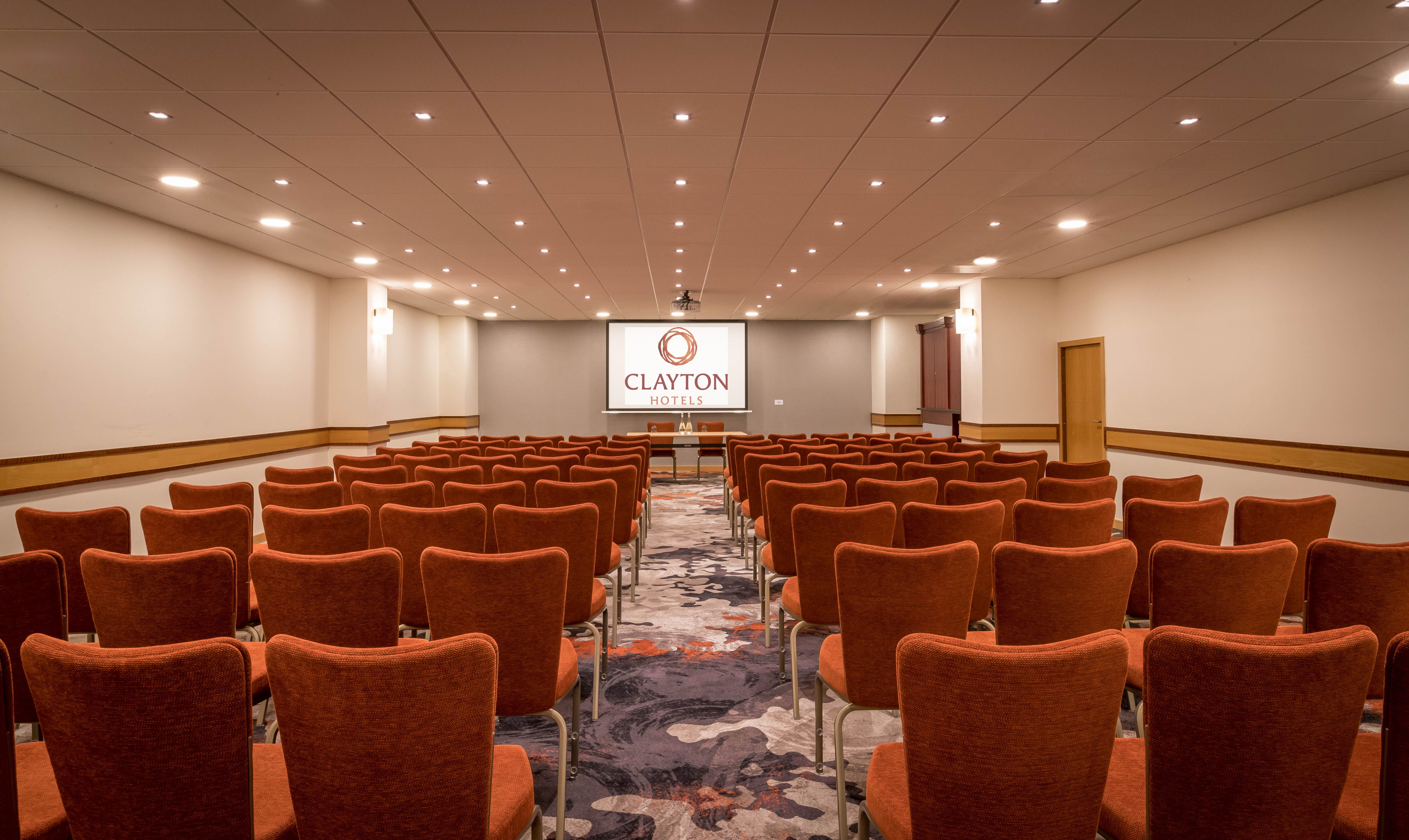 Meeting Theatre Ideal For Meetings And Events Clayton Hotel