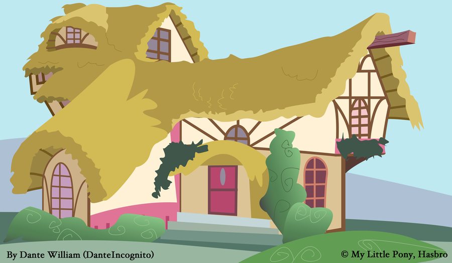 my little pony house mlp background test 2 ponyville house by