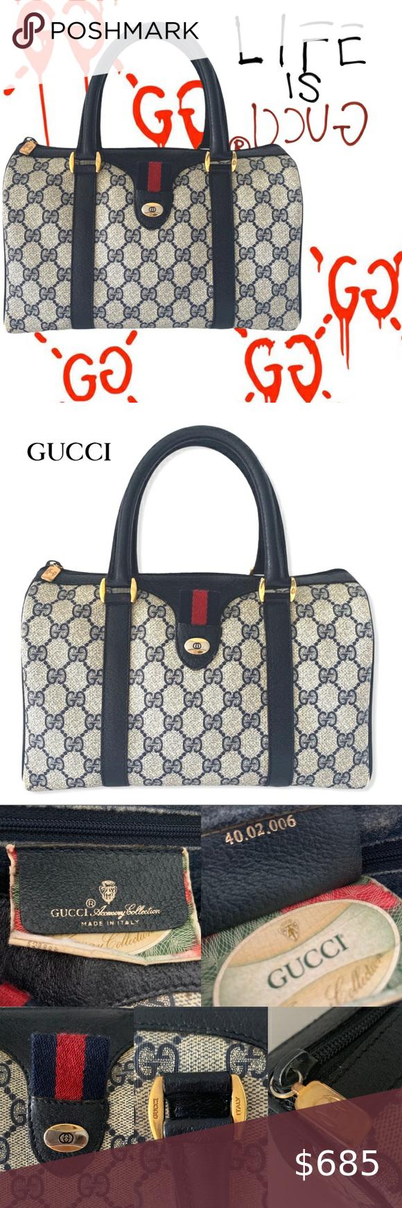 Gucci Bag Gucci Bag Gucci Vintage Bag Gucci Shoulder Bag