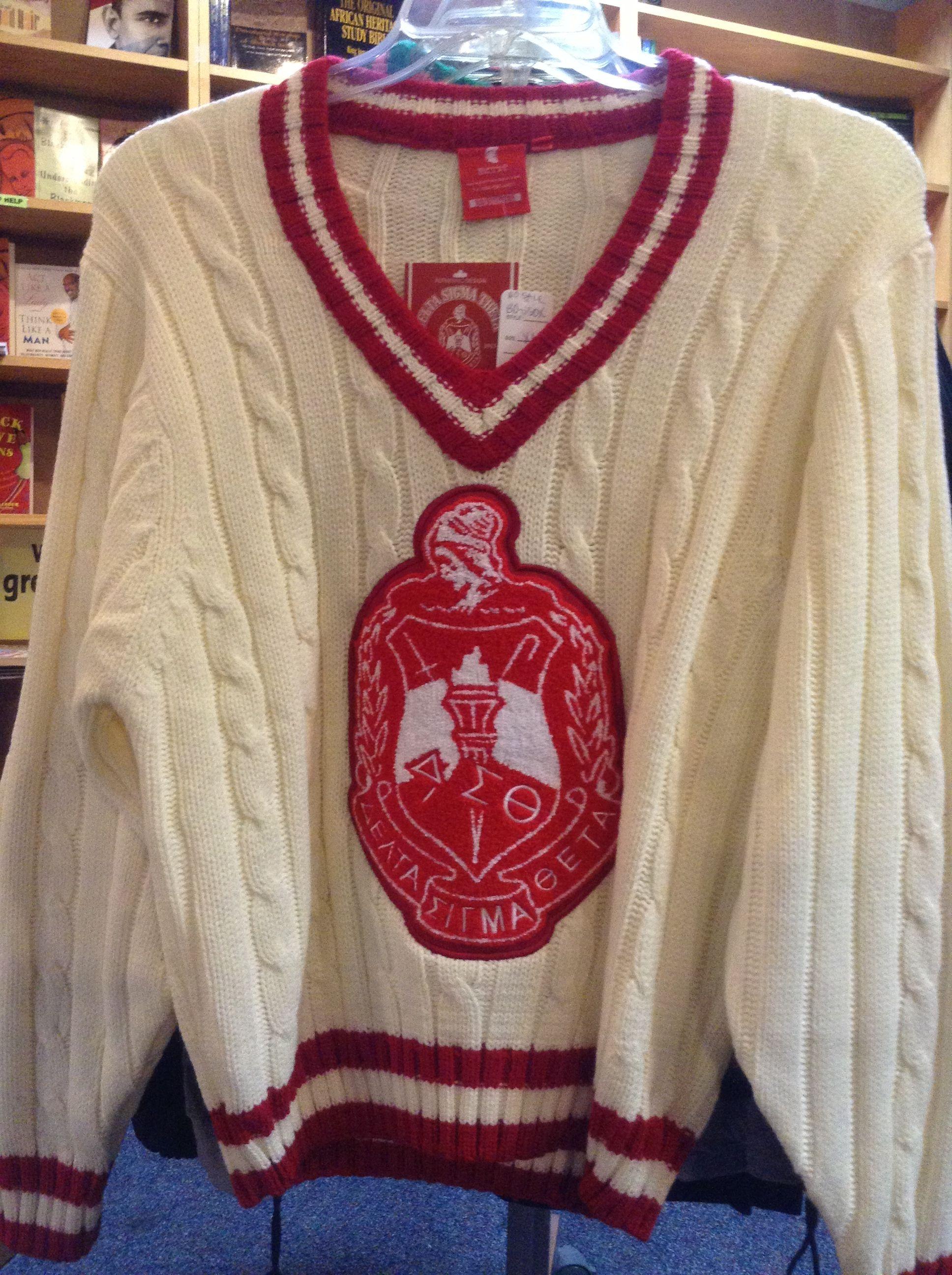 Love my dst sweater delta sigma theta sorority inc - Delta sigma theta sorority cardigans ...