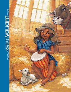 Kristi Valiant: Sending Art Promotional Postcards to Publishers for Children's Books