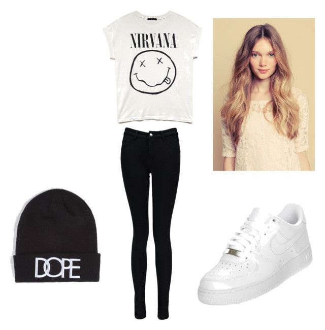 """""""Nirvana :$"""" by jessicahoran2010 ❤ liked on Polyvore"""