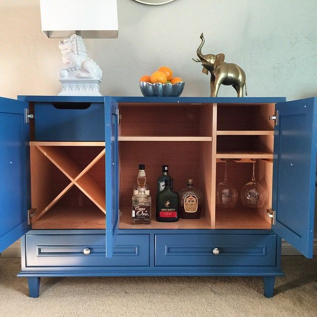 Bar Cabinet Bar 4 A Wine Rack Liquor Shelves With Drawers 50