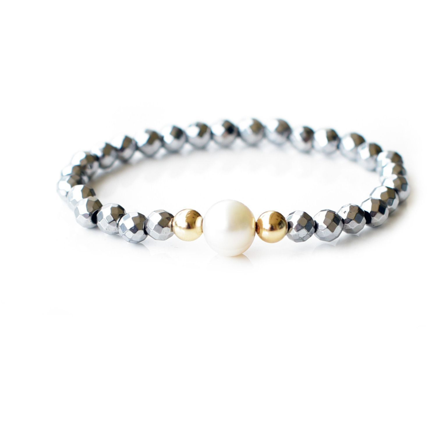 Not Your Average Pearl Bracelet